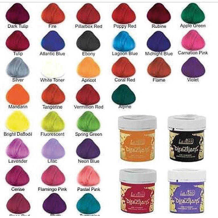 Colourful Vegan Hair Dyes Distributor from USA and UK