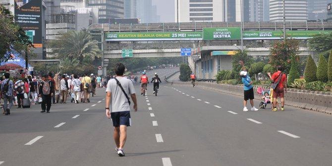 Car Free Day Jakarta