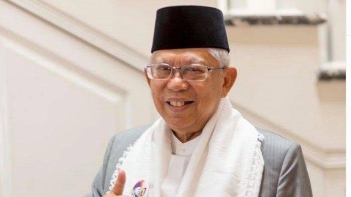 Ma'ruf Amin - Vice President