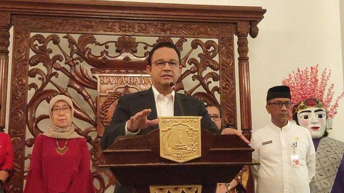 Anies Urges Citizens To Stay Home And Closes Tourist Attractions Indonesia Expat