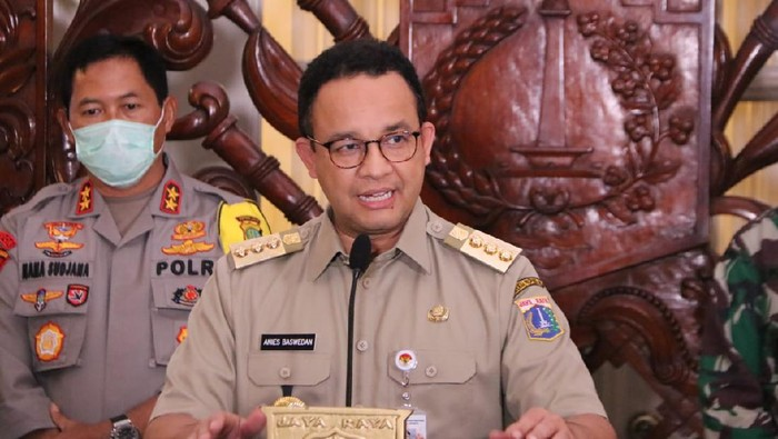 Eanies Baswedan Large Scale Social Restrictions Extends Until 22 May 2020 Indonesia Expat
