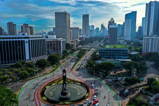 Large Scale Social Restrictions In Jakarta To Start Indonesia Expat