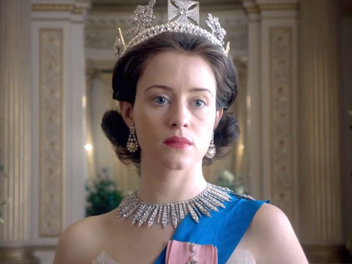The Crown - Top Bingeable Series on Netflix