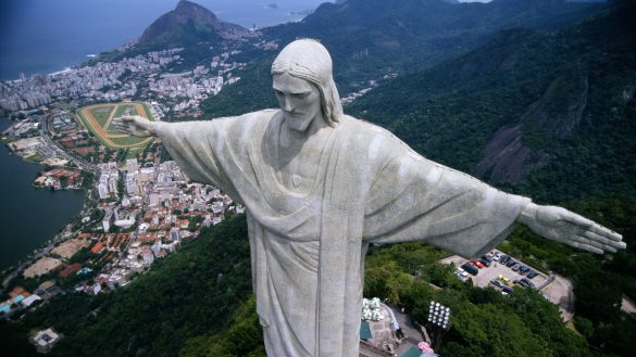 Christ the Redemeer, Brazil
