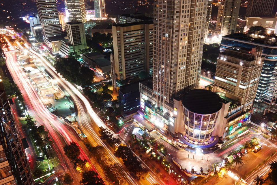 The average price of luxury apartments in the Central Business District (CBD) area of Jakarta has shown a decline in recent years.
