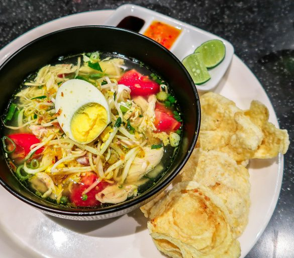 Soto Ayam One of World's Best Soups