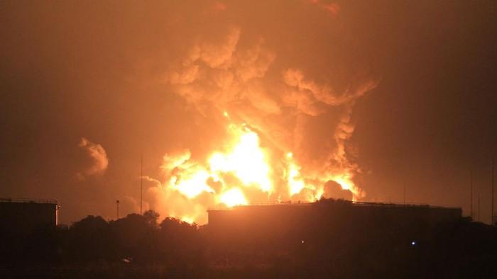 Balongan Pertamina refinery