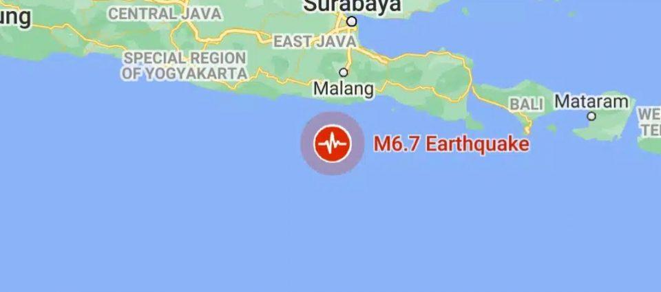 Malang Earthquake