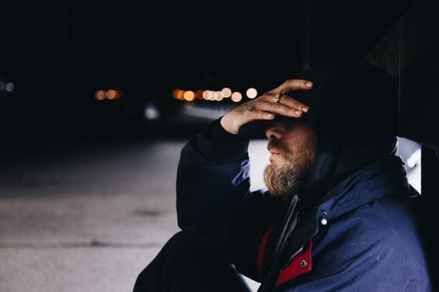 homeless bali
