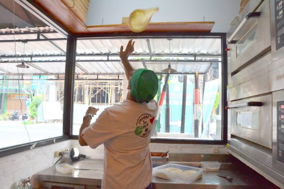 Open a Restaurant in a Pandemic? Anything is Possible in Yogyakarta