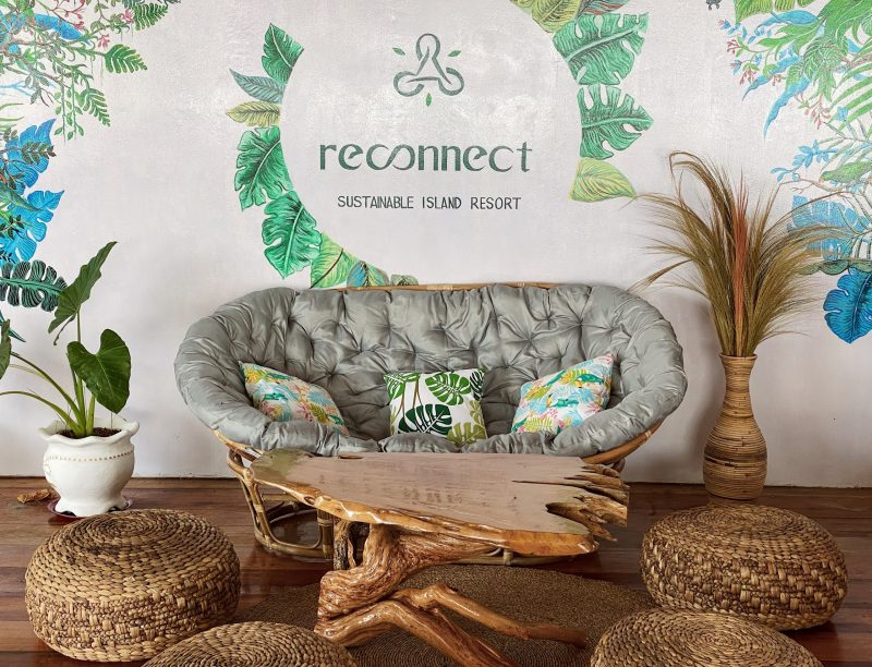Reconnect Sustainable Island Resort