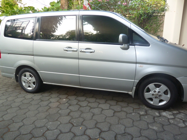 Nissan Serena CT for sale