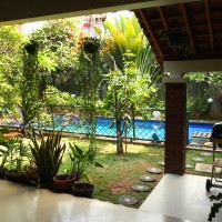 House for rent at Jl. Jati Padang Poncol