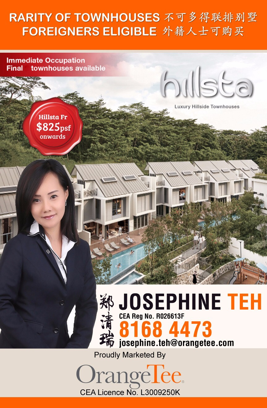 Townhouses at Hillsta for sale
