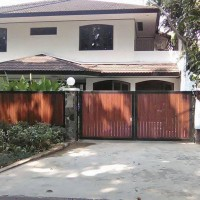 Two Storey House at Jl. Brawijaya for Rent