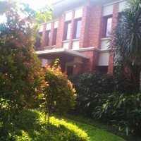 Two Storey Luxury House at Jl. Daksa for Rent