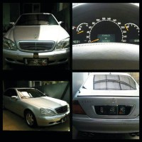 For sale: Mercedes Benz Type S 320 L