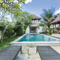 Villa Damee: Private Villa in the Rice Fields,Ubud